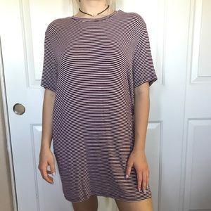 brandy melville t-shirt dress